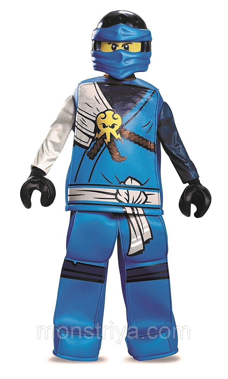 Новогодний костюм ниндзяго