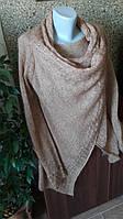 Стильные и разнообразные модели женских свитеров.из кид мохера