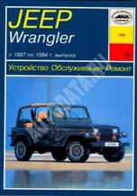 Руководство по ремонту JEEP WRANGLER