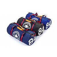 Спортивная сумка-бочонок Converse All Star  для спортзала, 1001926, спортивную сумку, спортивные сумки мужские