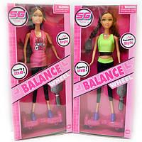 Кукла Барби 29803 на гироборде