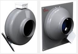 Круглый канальный вентилятор Salda VKA / VKAS 125 MD