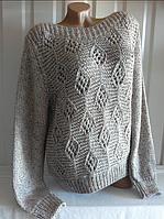 Женский теплый свитер крупная вязка в Одессе