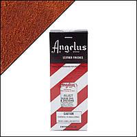 Краска для замши Angelus Rust (цвет ржавчины)