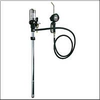 Flexbimec 2982 - Пневматическая стационарная система раздачи масла для бочек на 280 л с цифровым расходомером