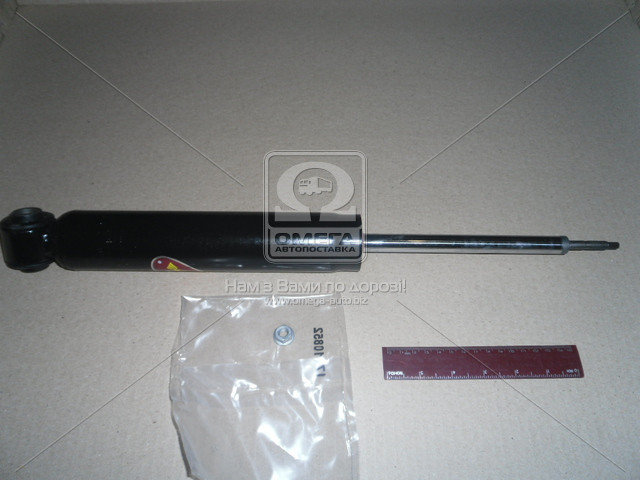Амортизатор подвески FORD MONDEO IV задний  газовый REFLEX (производство Monroe) (арт. E2071), AEHZX