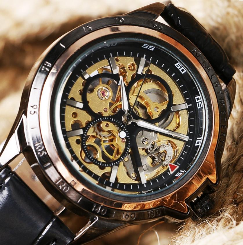 ... Мужские новые механические часы оригинал скелетон Winner Skeleton купить a2251c7094921