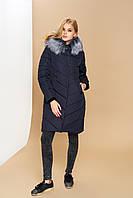 Женская зимняя куртка размеры 44-54 SV AZ-150