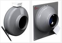 Круглый канальный вентилятор Salda VKA / VKAS 150 LD