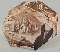 "Молодежный зонт полуавтомат ""Мэрилин Монро"" на 8 карбоновых спиц от фирмы ""Feeling Rain"""