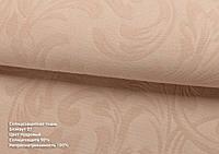 Римская штора соло блэкаут 07 пудровый 1300*1700  изготовим по вашим замерам