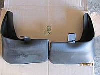 Брызговики Ланос, Сенс (седан) задний левый, правый резиновые