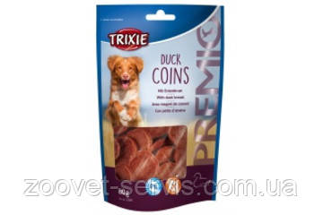 Лакомство для собак Trixie Утиные грудки