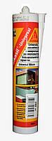 Влагостойкий силиконовый герметик Sikasil Universal, 280 мл.