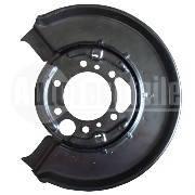 Защита заднего тормозного диска на Mercedes Benz Sprinter  (правая) - Autotechteile Германия - ATT4231