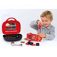 Оригинал. Smoby детский игровой набор с инструментами Юный механик 360141