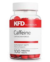 Кофеин CAFFEINE 200 мг 100 таблеток