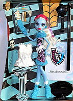 Кукла Monster High Art Class Abbey Bominable Эбби Боминейбл Арт Класс
