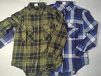 Рубашка с длинным рукавом для девочки р.134-158 Glo-story