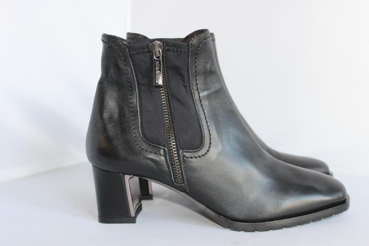Женские ботинки Nila&Nila 37р.