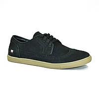 Кожаная обувь CR-7 Чёрные Black (40-43)