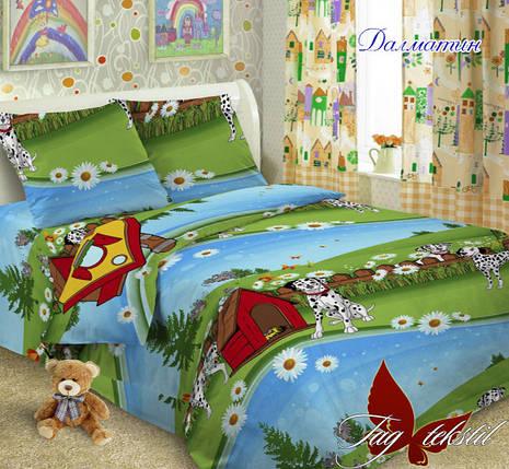 Постельное белье для детей ТМ ТАG/1.5-спальные Далматин, фото 2