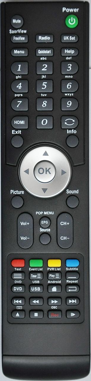 Пульт к телевизору  TCL LED
