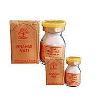 Брами вати с золотом, Дабур (Brahmi Vati Gold, Dabur) 10 табл