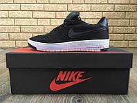 Кроссовки Nike Force woman 36,37,38,39,40, чёрный
