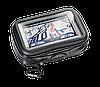 """Чехол крепление для навигатора Interphone 4.3"""" GPS с креплением на мотоцикл для трубчатых рулей"""