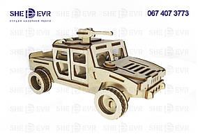 3D Hummer * МДФ