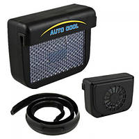 Вентилятор для автомобиля на солнечной батарее Air Vent Auto Cool