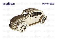 3D VW-Жук *