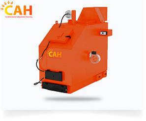 Промышленный твердотопливный котел САН PG мощностью 150 кВт