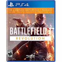 Battlefield 1 revolution PS4 русская версия