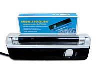 Детектор валют ультрафиолетовый карманный DL-01, аппарат для проверки денег