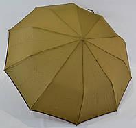 """Однотонный зонт полуавтомат на 10 спиц от фирмы """"SL"""""""