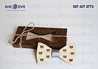 Галстук-бабочка Котики