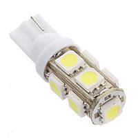 Светодиодная лампа Т10-W5W 9smd 5050 габарит