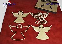 Новогодний набор Ангелы ( 4 шт.)
