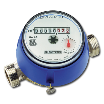 B Meters Счетчик воды 1/2' GSD8 (Made in Italy)