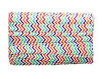 Резинка-бейка Разноцветный Зигзаг 1.5 см/1 м
