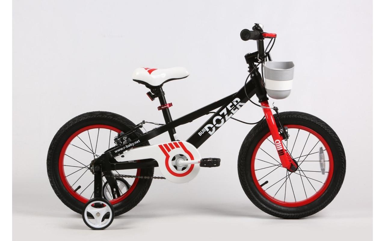 """Велосипед детский 18""""  BULL DOZER BMX"""