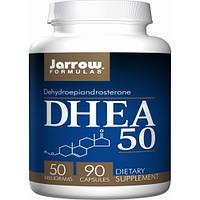 Снова в продаже DHEA 50 mg (90 капс.) от Jarrow Formulas