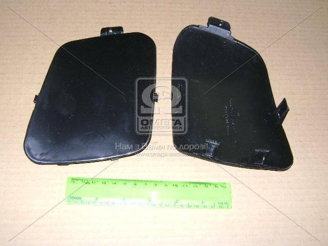 Заглушка бампера ВАЗ переднего правая (производство АвтоВАЗ) (арт. 11180-280310200)