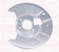 Защита (Кожух) тормозного диска задний правый Mazda 6 (GG/GY) 2002-2008