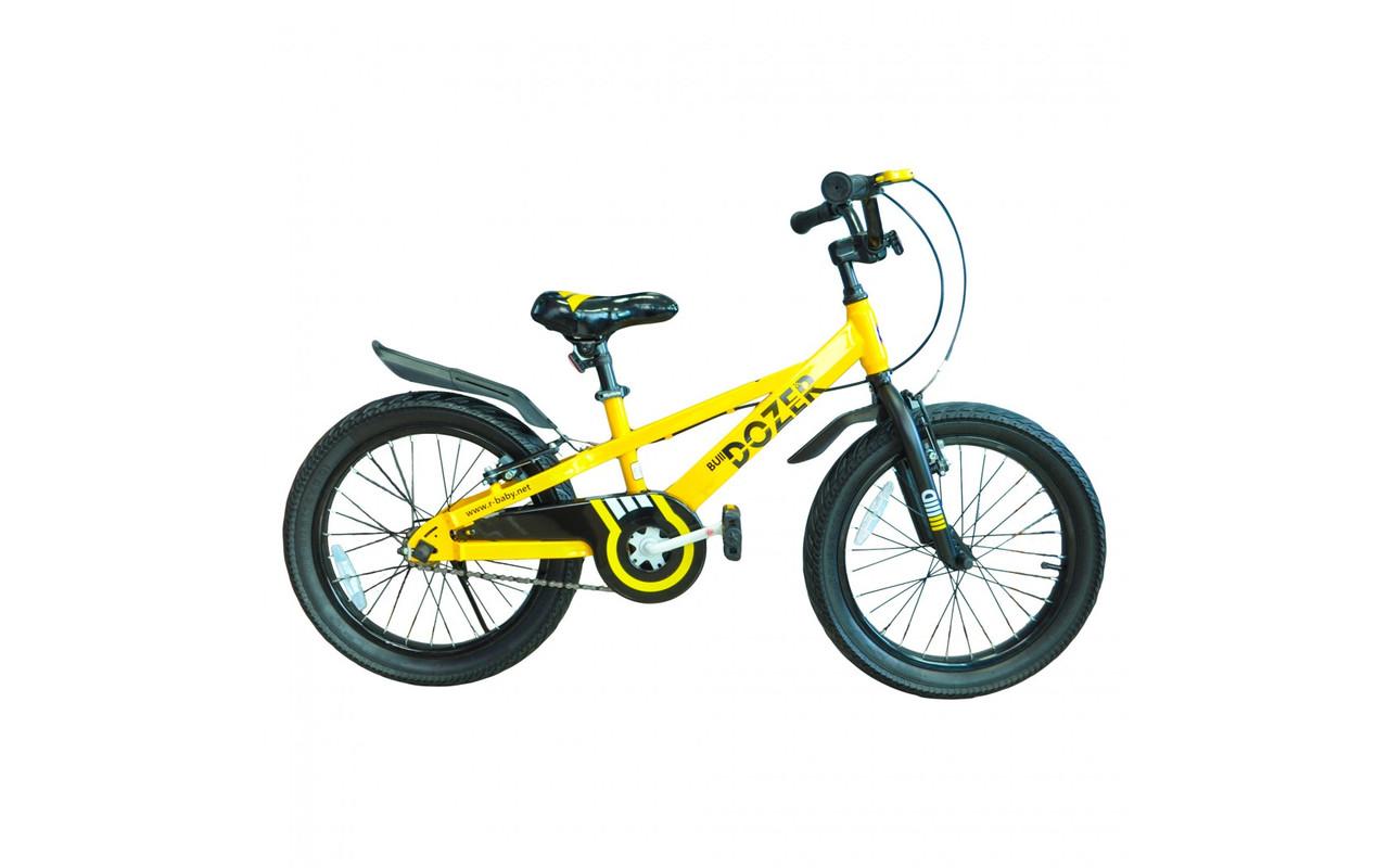 Велосипед дитячий 16 BULL DOZER BMX