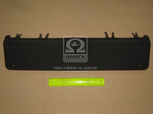 Накладка бампера переднего Mercedes-Benz (MB) 202 93-01 (производство TEMPEST) (арт. 350319924)