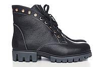 Черные зимние ботинки на меху Тера 05ч