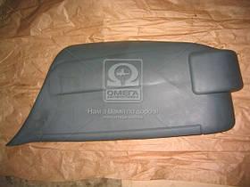 Бампер ГАЗ 2217 задней правый (производство ГАЗ) 2217-2804020, ABHZX